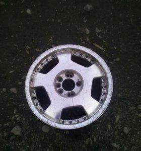 Литые диски 17