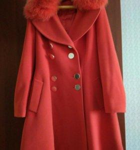 Пальто осень-зима, 42-44