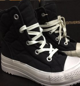 Ботинки Converse зима