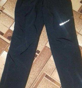 Спортивные штаны утепленные мужские