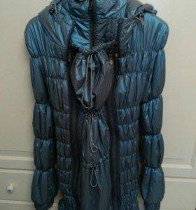 Слингокуртка  и куртка для беременных 4 в 1 Diva.
