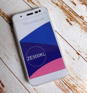 Чехол для Asus Zenfone 2 Laser ZE500KL