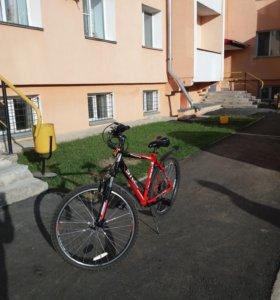 Велосипед спортивный мужской