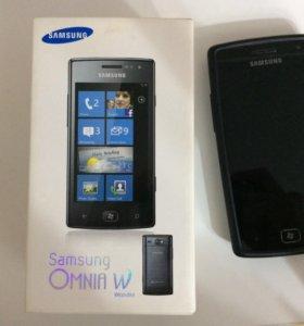 Samsung Omnia W (I8350)