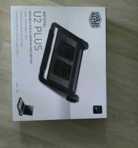 Подставка Cooler Master NotePal U2 Active