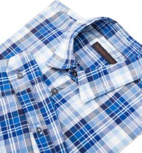 Мужская рубашка Trussardi Jeans оригинал