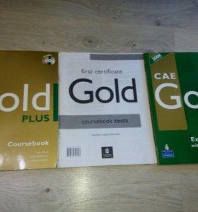 Учебник CAE Gold Plus английский язык