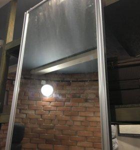 Дверь от шкафа купе с зеркалом