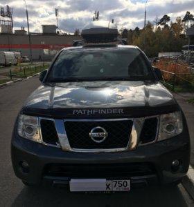 Nissan Pathfinder ||| Рестайлинг