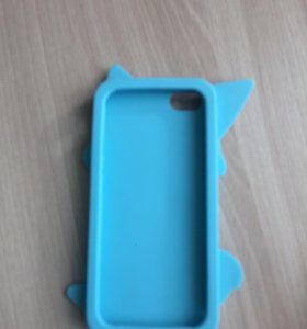 Чехол на iphone 5s и iphone 5.