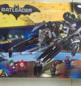 """Лего бэтмен.""""Скатлер""""Bela 10635."""