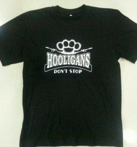 Футболка Hooligans