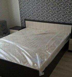 Фиеста 1.4м кровать венге