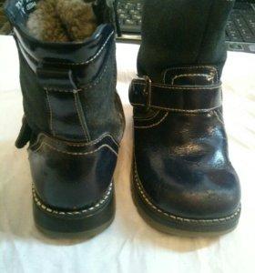 """Детская обувь.Сапожки """"Аntilopa"""""""