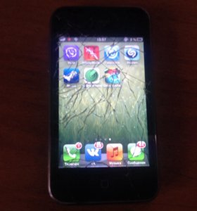 Продам IPhone 3GS (8) gb