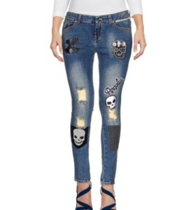 Новые джинсы Италия 40