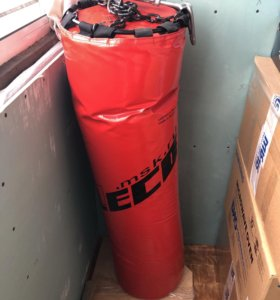 Мешок боксёрский 50 кг ПРО, ГП32-1