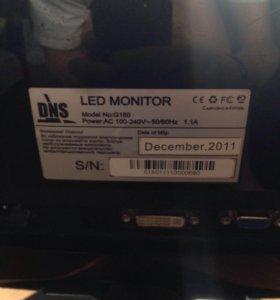 Монитор DNS G160