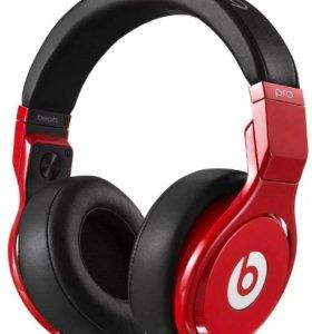 Beats Pro Red-Black