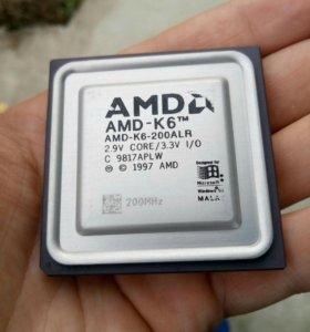 Процессор AMD K-6