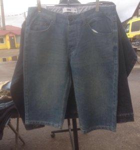Шорты муж джинс