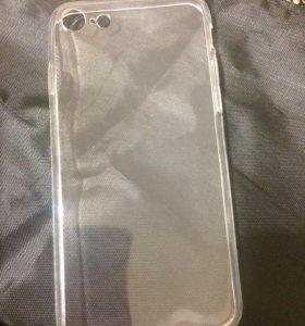 Силиконовый чехол iPhone 7, чехол айфон 7