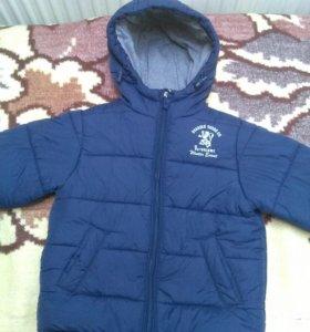 куртка зима ostin б/у