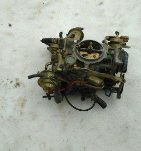 Карбюратор на двигатель 4е