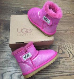 Угги детские, угги, зимние ботинки