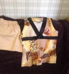 Пижама женская новый размер 44-46