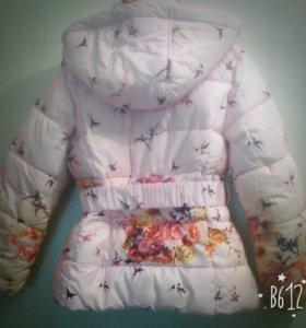 Куртка. Зима. Размер 32-34