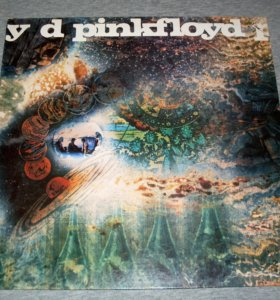 Pink Floyd - A Saucerful Of Secrets. UK