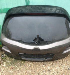 Крышка багажника Infiniti fx35