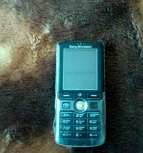 Телефон. Sony Ericsson