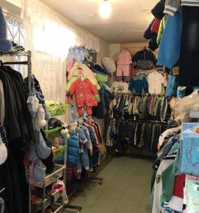 Детский магазин/ готовый бизнес