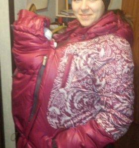Куртка 3 в 1 I love mum