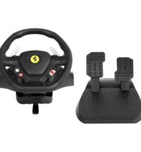 Игровой руль Thrustmaster Ferrari 458 Italia