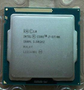 intel core i7 3770k 4.5 ГГц