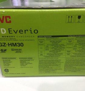 JVC GZ-HM3