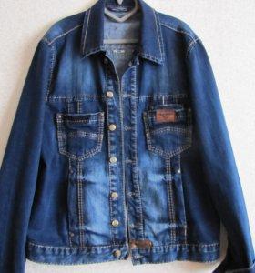 куртка ARMANI(Италия) джинсовая