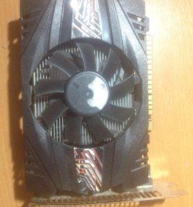 Видеокарта GeForce GTX 650 inno3D