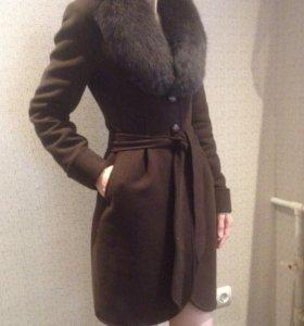 Пальто зима 40-42