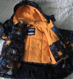 Детская зимняя куртка gusti