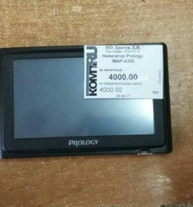 Навигатор Prology IMAP - 4300
