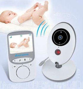 Прокат Видеоняня Baby Monitor доставка бесплатно