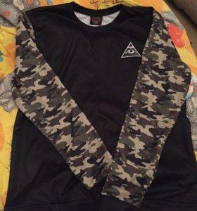 Кофта и футболка (нов)