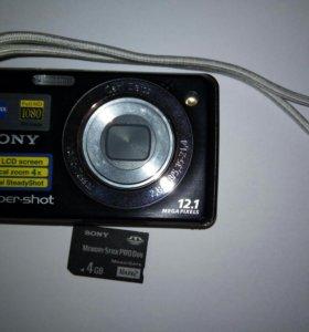 Sony dsc w230