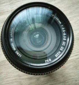 Обьектив Sigma 18-200mm.(Никон)