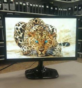 """Монитор LG 22MP55HQ, 22"""" дюйма, IPS, FullHD, HDMI"""