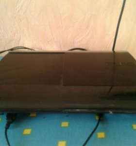 PS 3 Super Slim 500 GB